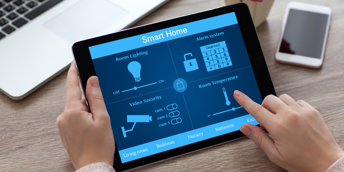 iPad for Home Control: Making Your Home Smarter with iOS