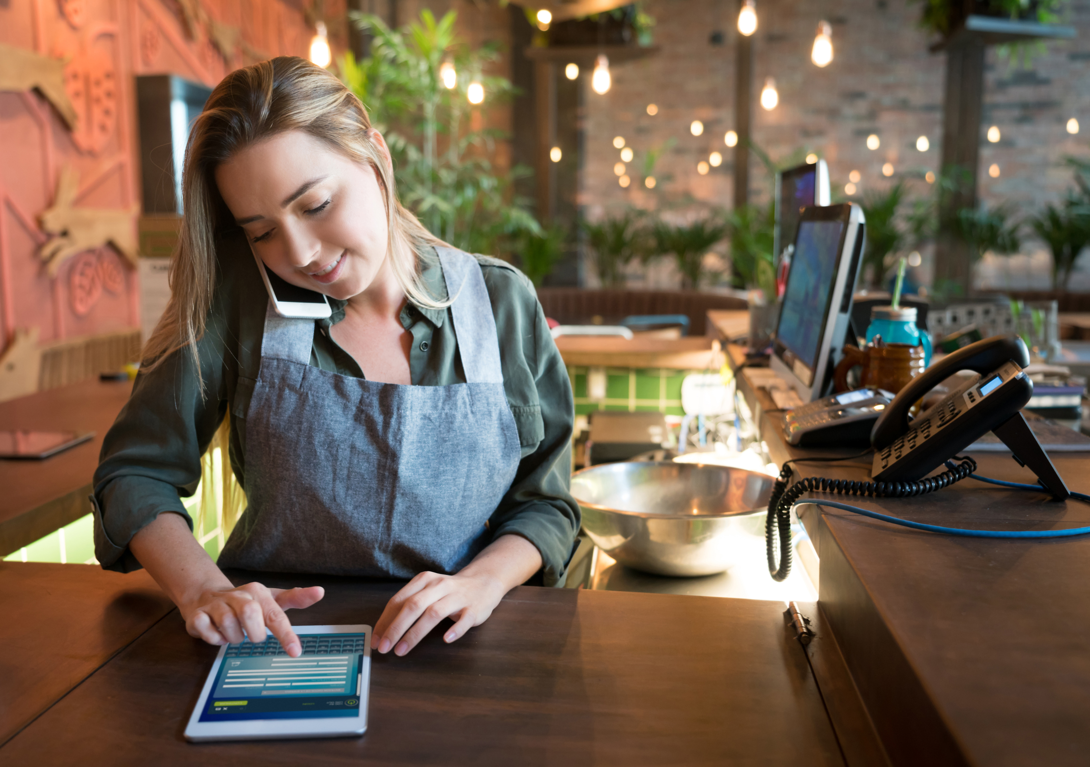 Tips to Optimize iPad for Restaurant Efficiency