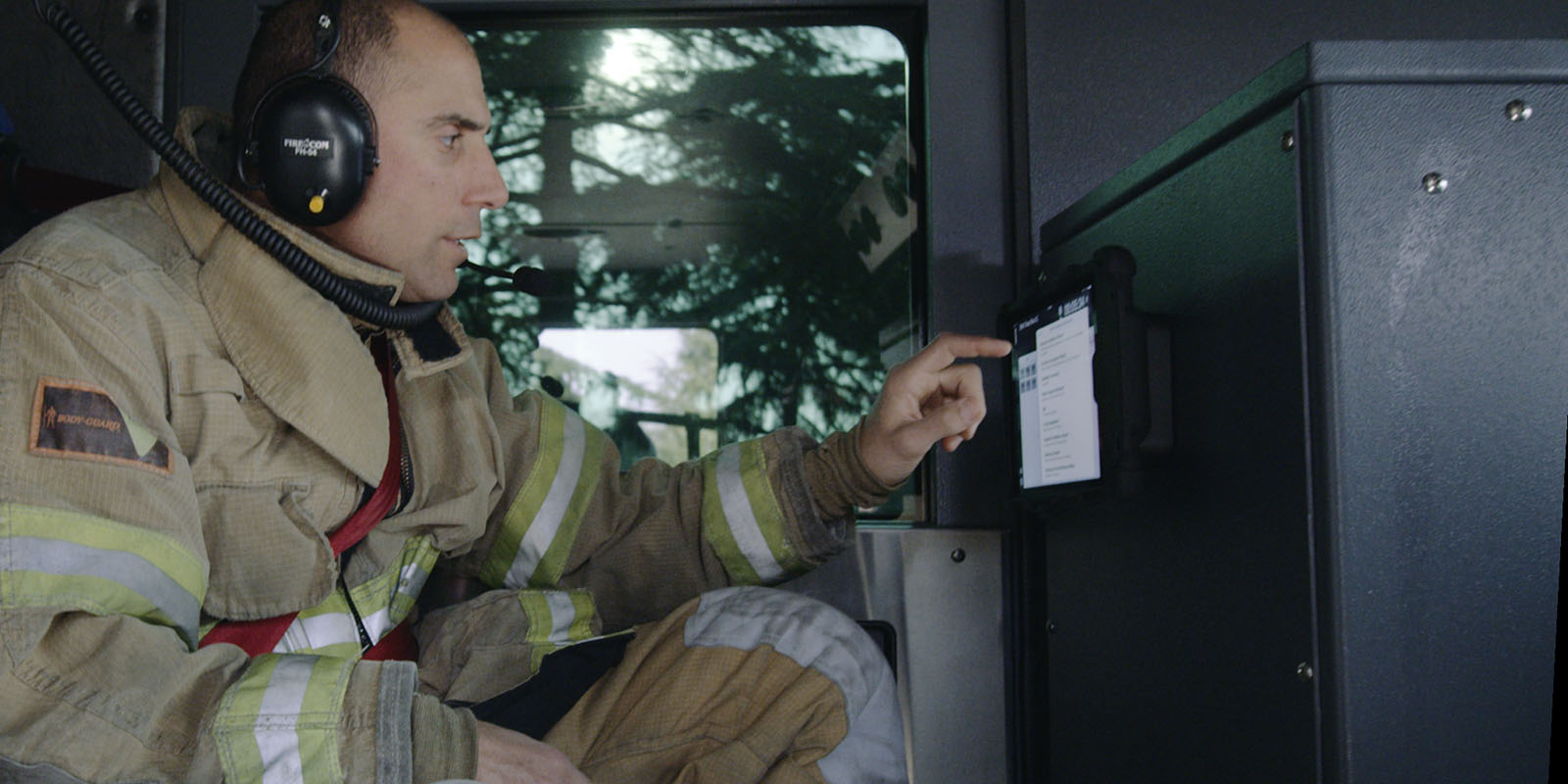 Why iPads Are a Critical Part of Our Response Toolset In The Fire Apparatus