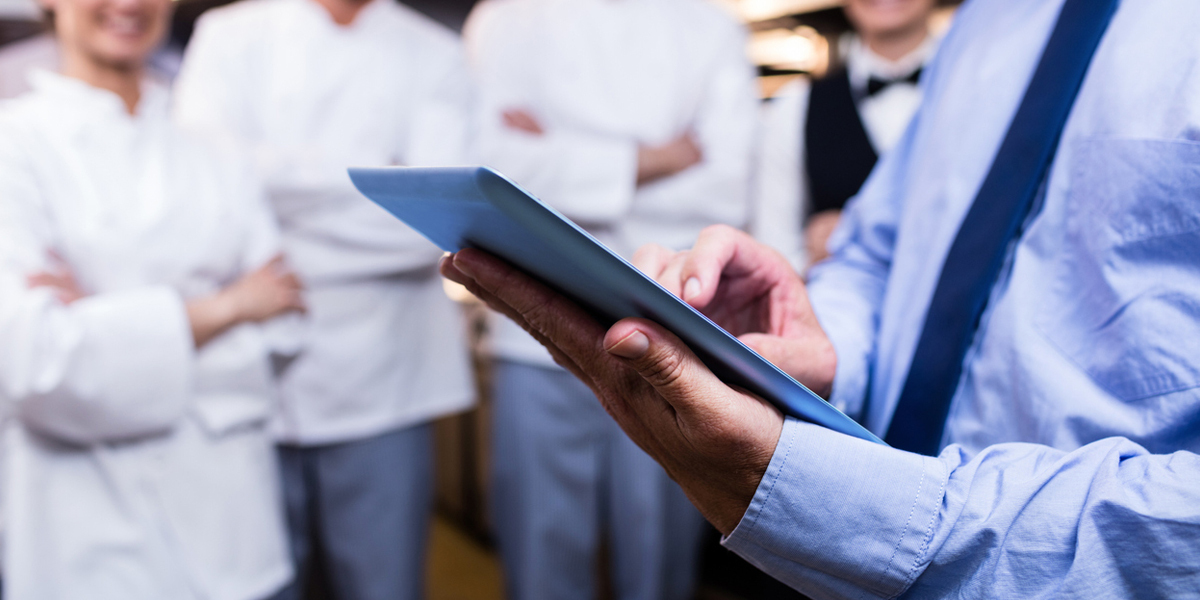 IPORT LAUNCH: Superior Restaurant Management with the Protection of a Rugged iPad Case