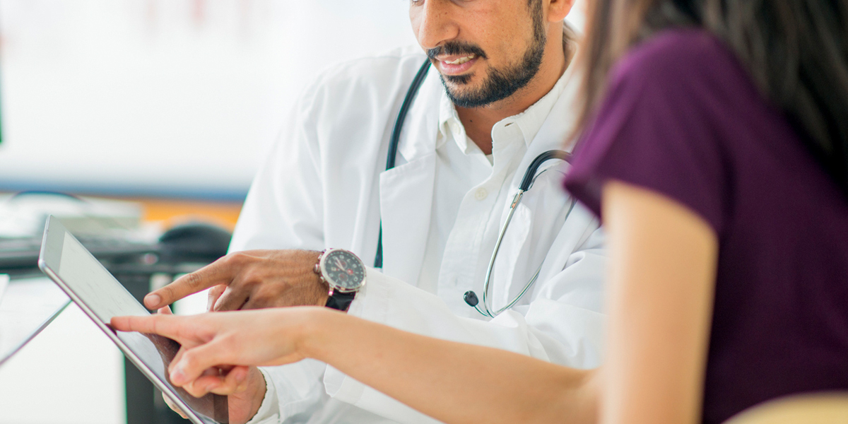 iPad for Healthcare Professionals Offer Solutions and Relief