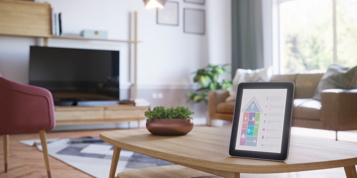 4 Ways You Can Use an iPad as a Smart Home Device