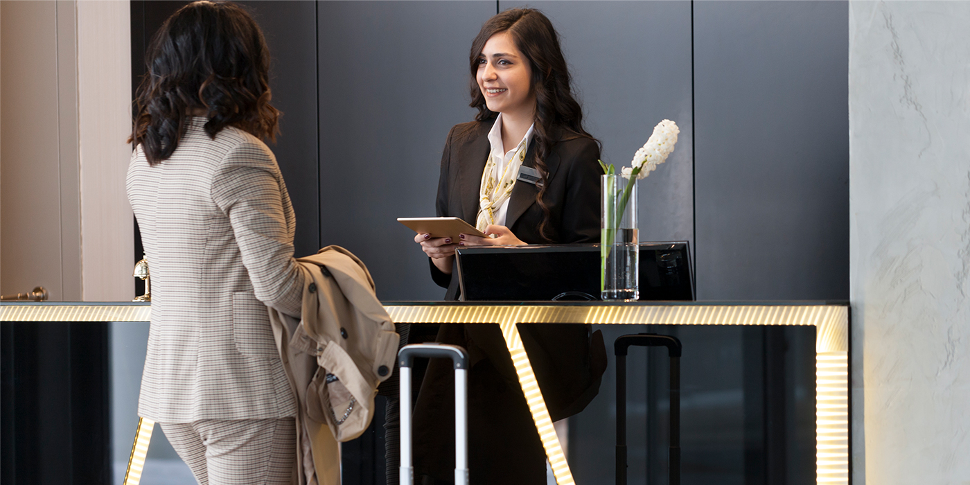 The Right Technology for Cutting Edge Hospitality Management and Guest Experience